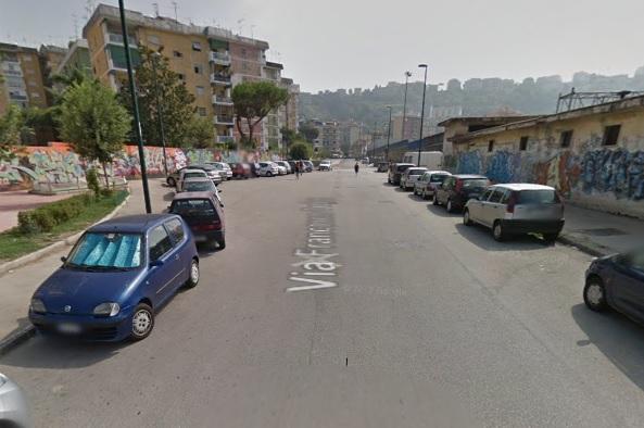 Valon Behrami, polizia ritrova auto rubata nel quartiere Fuorigrotta