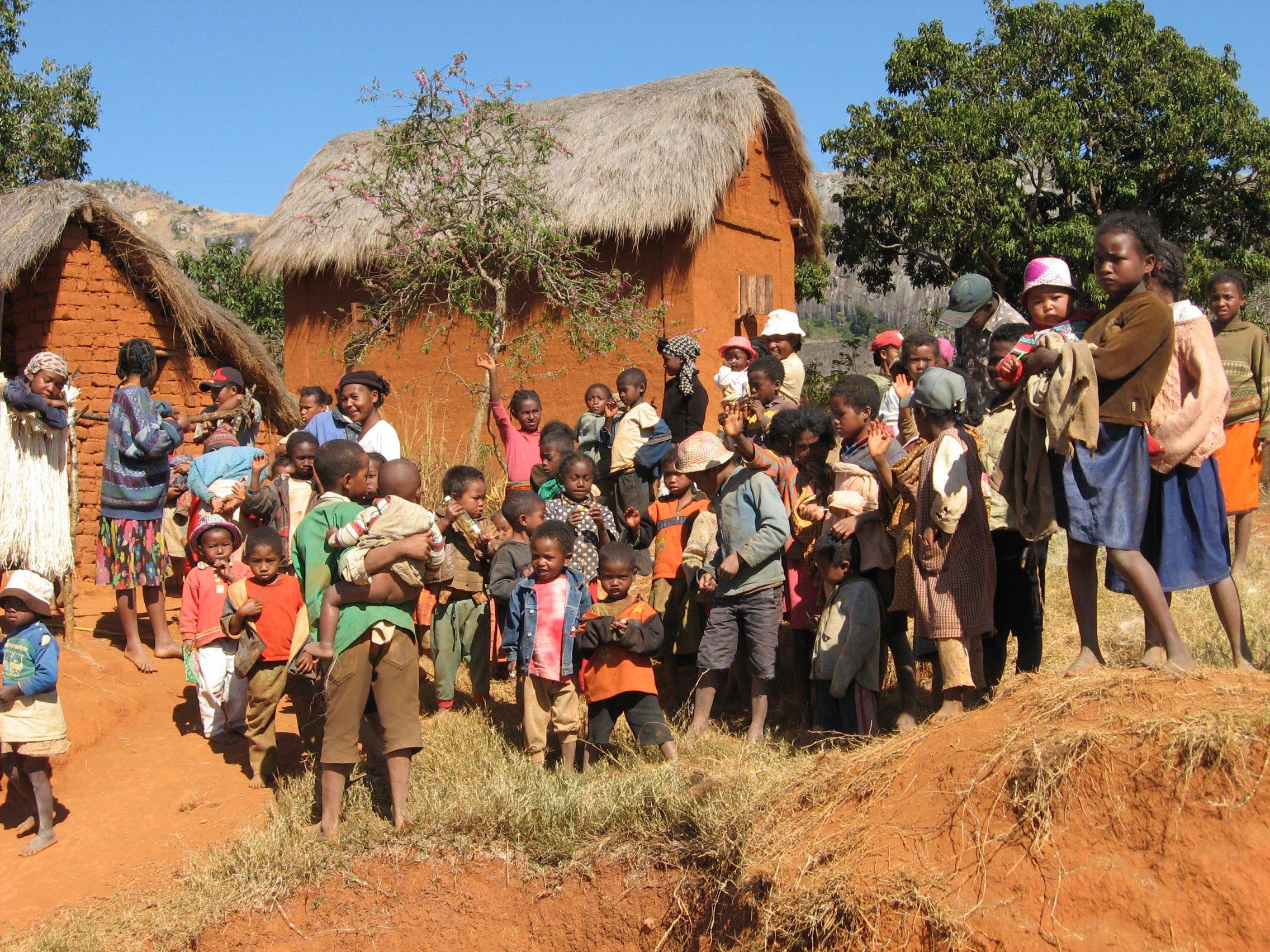 africa-villaggio