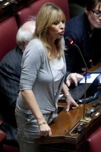Alessandra Mussolini (Foto Lapresse)