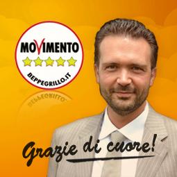 Alessio Tacconi: esco da M5s insieme ad altri 5