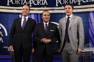 FISCO: ALFANO A RENZI, FACCIAMO PATTO PER TAGLIO
