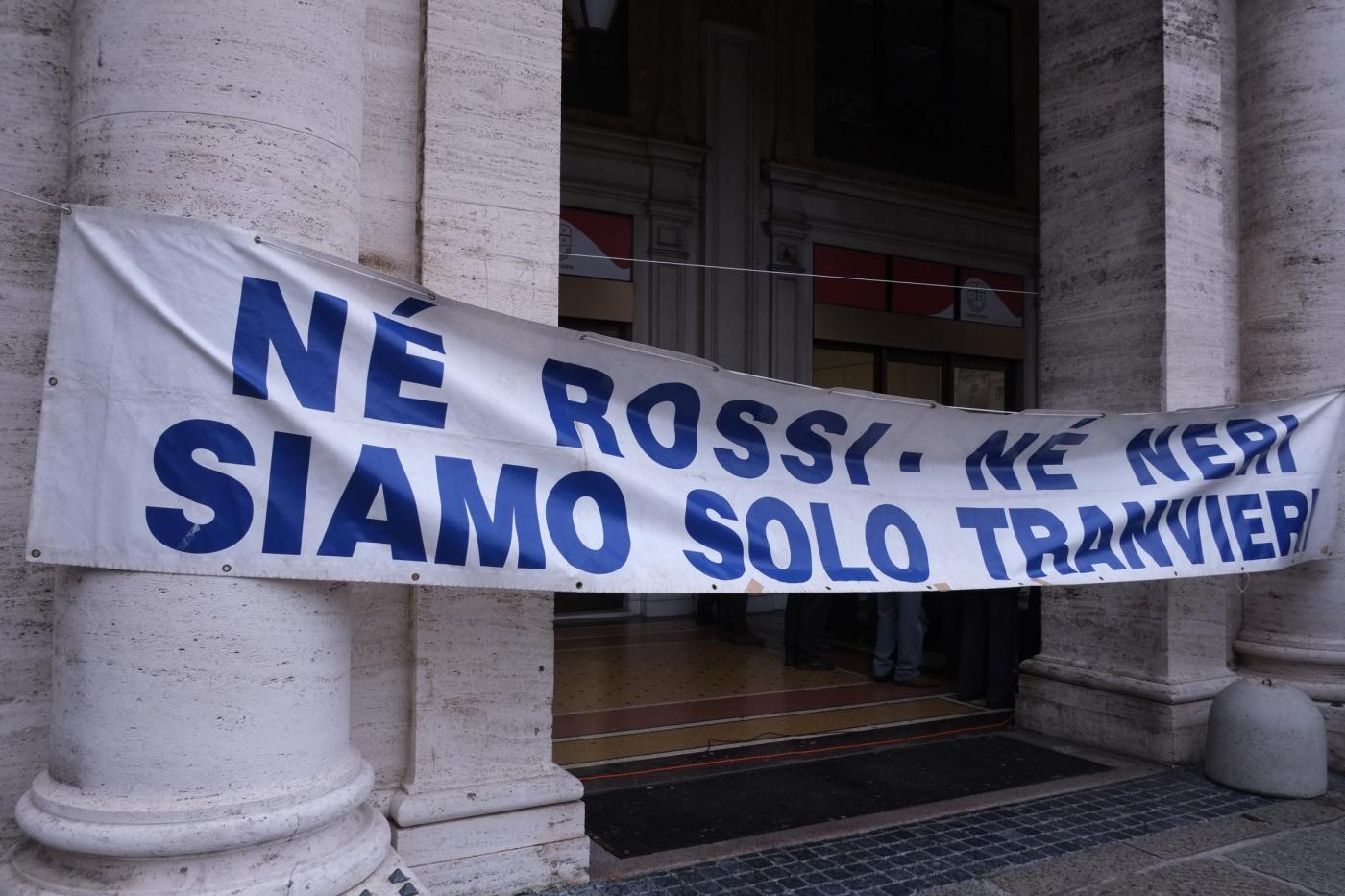 Sciopero trasporti Genova: multa di 105 mila euro ai sindacati per i blocchi di novembre
