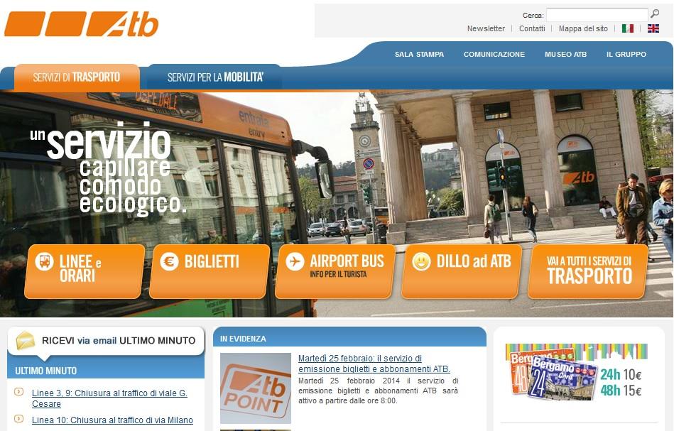 Bergamo, trasporto pubblico: il biglietto si potrà fare anche a bordo del bus