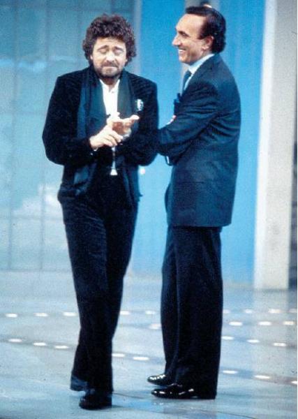 """Pippo Baudo: """"Beppe Grillo non aveva la violenza di oggi. E prendeva un bel cachet"""""""