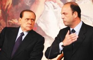 "Alfano: ""Berlusconi, troppi inutili idioti"". A Renzi: ""Guardati a sinistra"""