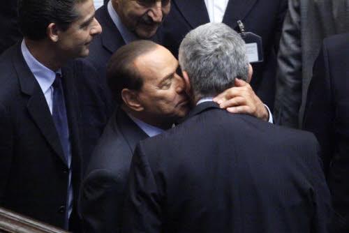 Pier Ferdinando Casini torna da Berlusconi: Udc e Forza Italia alleate al voto