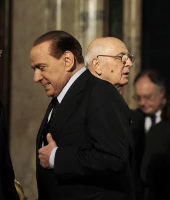 """Forza Italia: """"Napolitano spieghi in Parlamento"""" ma """"no impeachment con M5s"""""""