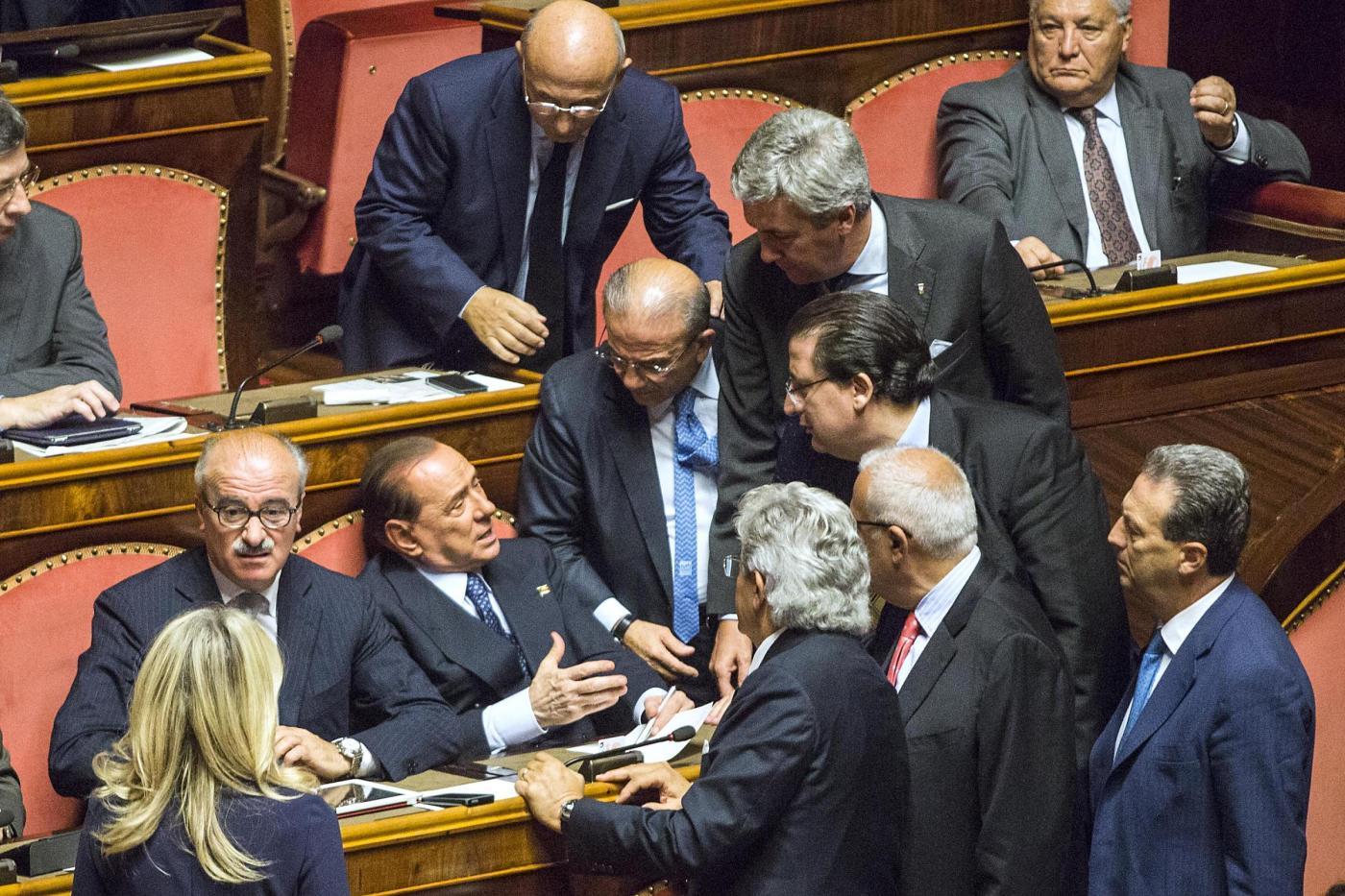 Berlusconi, compravendita senatori: presidenza del Senato non sarà parte civile