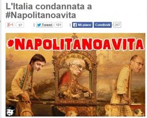 """Impeachment Napolitano, M5s e Beppe Grillo avanti: """"Va rimosso lo stesso"""""""