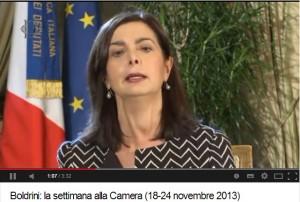 """Boldrini alla Caneria e a Sel: """"Un'altra persona"""" - Sandra Amurri sul Fatto"""