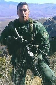 Agente del Border Patrol