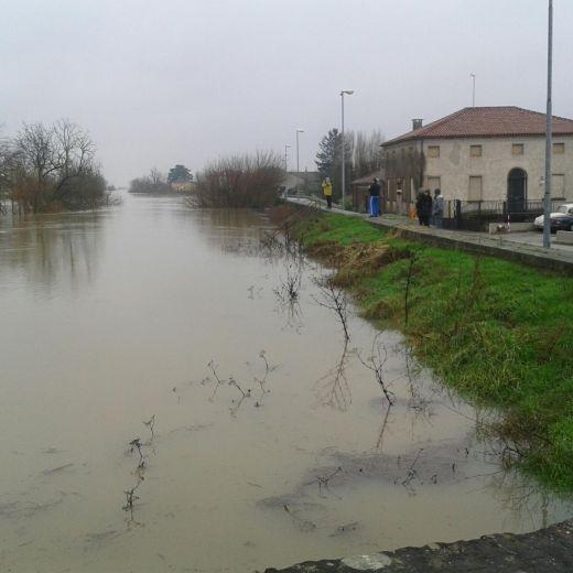 Maltempo Veneto: donna morta a Montegrotto, Bacchiglione a rischio esondazione