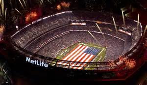 Lo stadio del Super Bowl