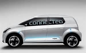 Un prototipo di ''auto parlante''