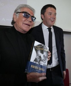 """Matteo Renzi. Roberto Cavalli: """"Come Pico della Mirandola"""". Dialoghi via sms"""