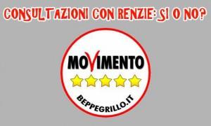 M5s, consultazioni con Renzi sì o no? Grillo-Casaleggio lo chiedono alla Rete