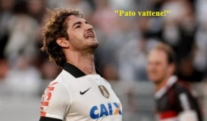 Corinthians, 100 ultras invadono centro sportivo per aggredire Pato