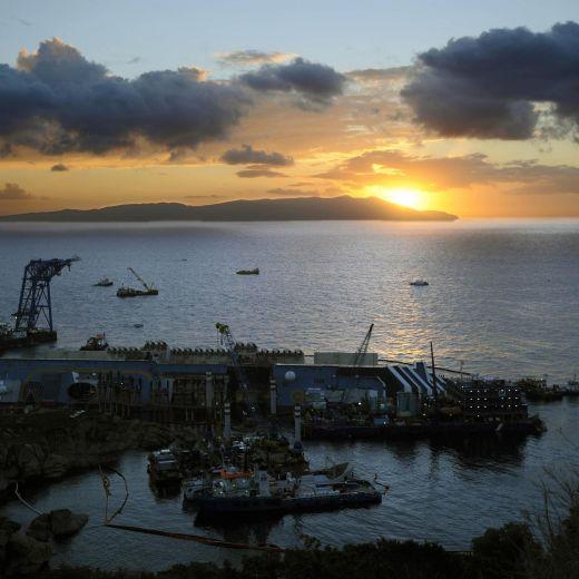 Costa Concordia: sommozzatore spagnolo muore sotto al relitto