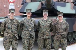 Donne soldato Usa