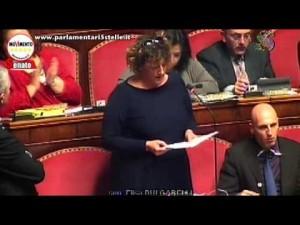Elisa Bulgarelli, senatrice M5s balla da sola mentre in Aula c'è dl Terra Fuochi
