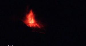 Etna, l'eruzione di novembre velocizzata