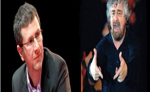 Beppe Grillo a Sanremo martedì, ha comprato il biglietto. Cosa farà?