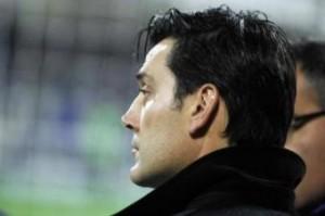 Vincenzo Montella, allenatore della Fiorentina (LaPresse)