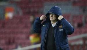 Gerardo Martino, allenatore del Barcellona (LaPresse)