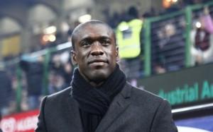 Formazioni Serie A: Milan-Torino, Cagliari-Fiorentina e Bologna-Udinese anticipi. Clarence Seedorf nella foto LaPresse