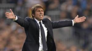 Formazioni Serie A: Roma-Sampdoria, Juventus-Chievo, Sassuolo-Napoli (big match) Antonio Conte nella foto LaPresse