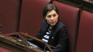 """M5s, Gessica Rostellato: """"Non voterò movimento alle Europee. Messora si dimetta"""""""