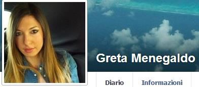Greta Menegaldo, chi è la fidanzata di Raffaele Sollecito: hostess, riservata