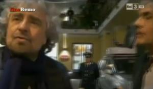 """Beppe Grillo a Giletti: """"Parli a milioni di persone, devi stare con noi"""