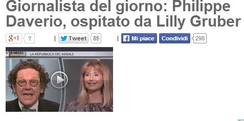 Beppe Grillo ghigliottina giornalisti: ora Philippe Daverio e Corrado Augias