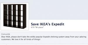 Ikea sostituisce libreria Expedit con Kallax. E la rete si ribella