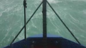 La tempesta vista dal timone della nave: 500mila clic in un giorno