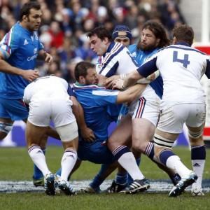 Rugby, 6 Nazioni: Italia perde 10 a 30 con la Francia