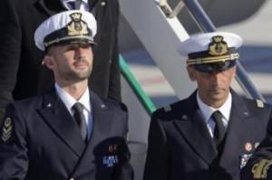 """Marò, Latorre-Girone: """"L'accusa di terrorismo ci fa molto male. Noi innocenti"""""""