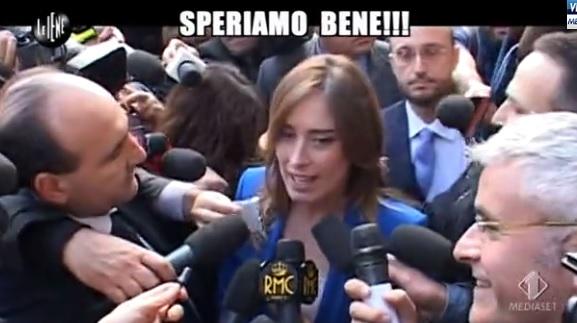 Le Iene, Enrico Lucci e le domande impossibili ai nuovi ministri di Renzi (video)