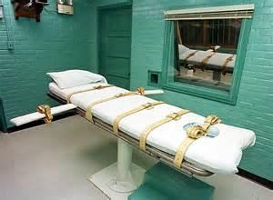 La cella dove viene praticata l'iniezione letale