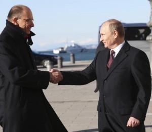 Sochi, Letta sarà a cerimonia inaugurale. Merkel, Cameron, Hollande e Obama no