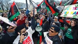 Disordini a Tripoli