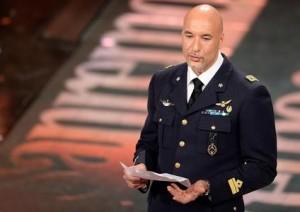 Sanremo: la bellezza per l'astronauta Luca Parmitano
