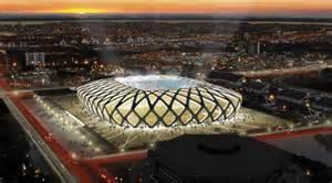 Lo stadio di Manaus