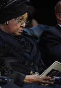 Nelson Mandela, l'ora del testamento: niente eredità per Winnie