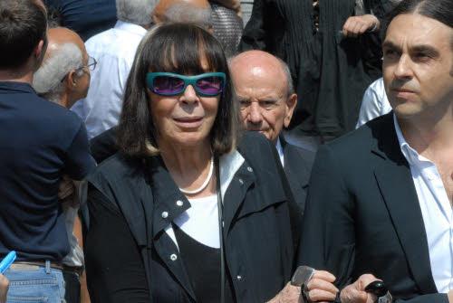 Mariuccia Mandelli (Foto Lapresse)