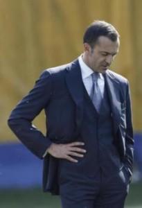 Marco Branca, addio Inter è ufficiale: ecco il comunicato della società (LaPresse)