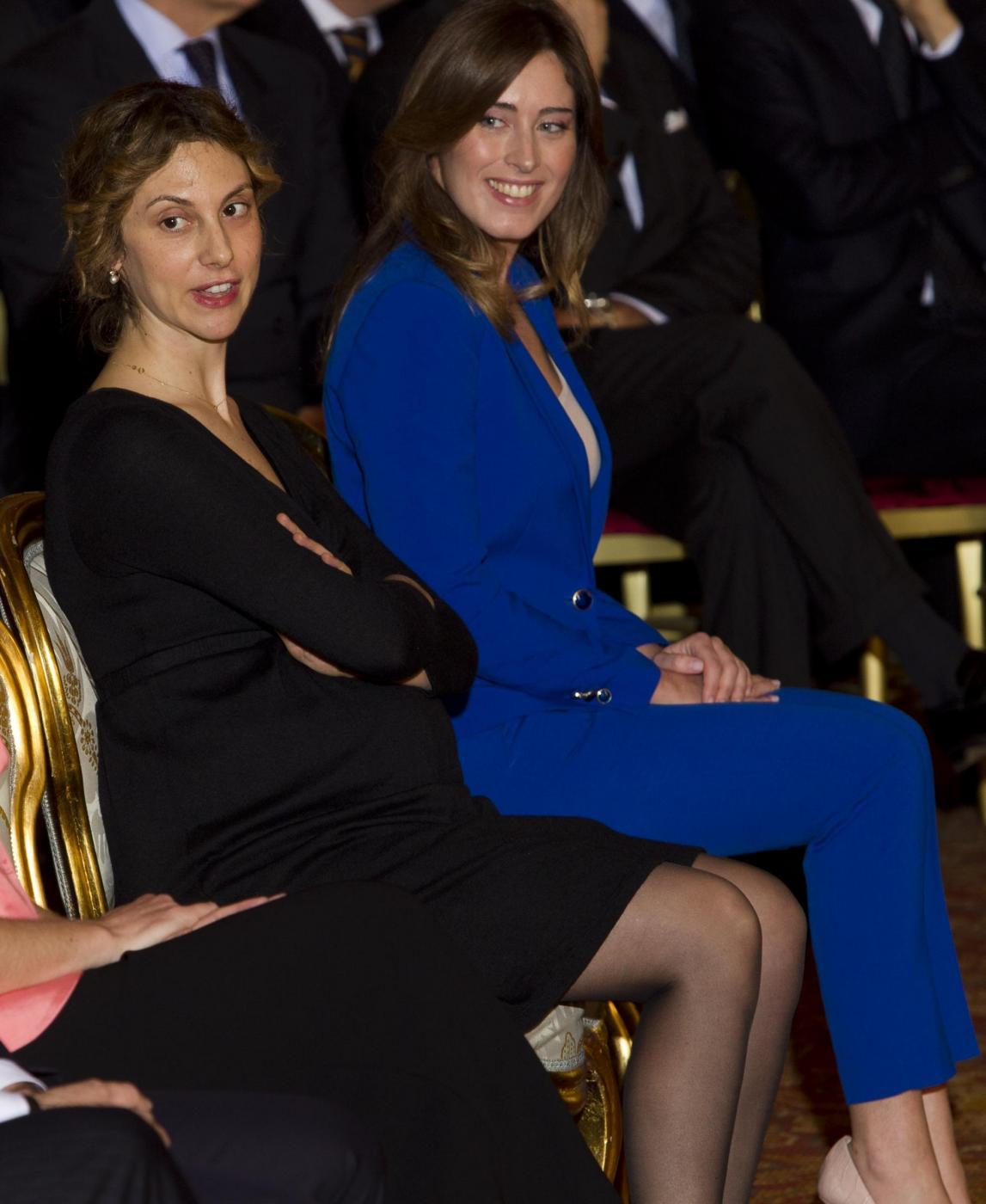 """Alessandra Moretti e Michela Marzano: """"Basta allusioni sessuali sulle ministre"""""""