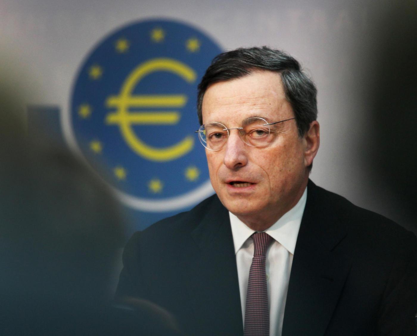 "Bce non abbassa i tassi d'interesse: ""Refi"" a 0,25%, marginale a 0,75%"