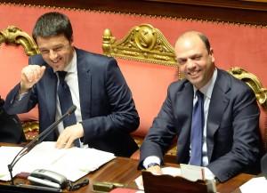 """Renzi al Senato: """"Online ogni euro speso dalla pubblica amministrazione"""""""